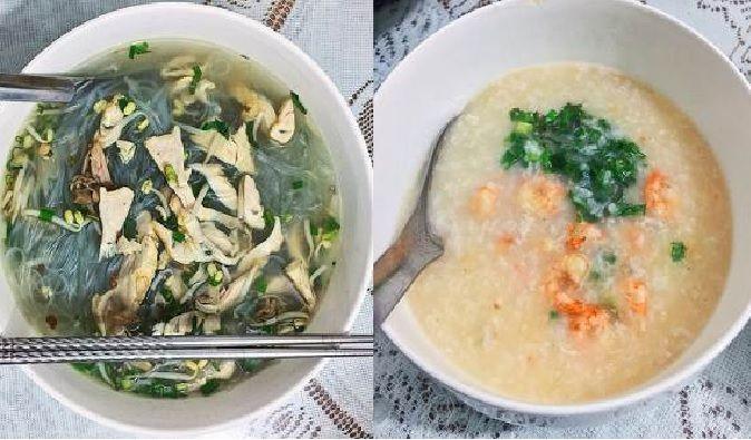 Quán cháo Cây Gạo
