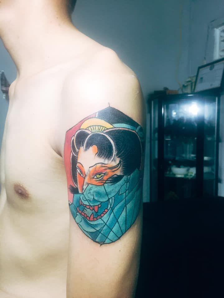 Quang Hải tattoo studio