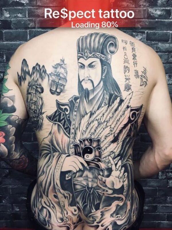Re$pect Tattoo