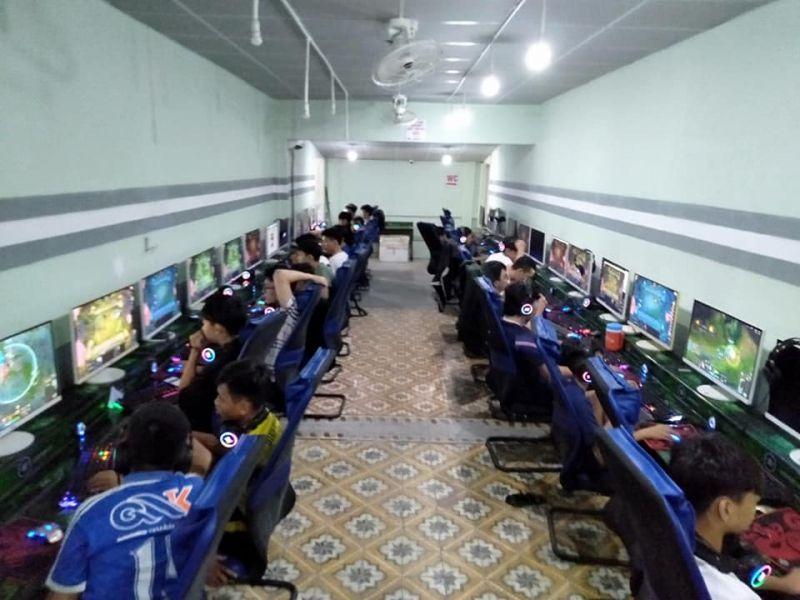 Rog Gaming Club