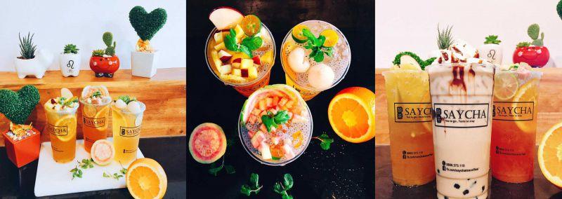 Saycha Tea & Coffee Thái Hòa