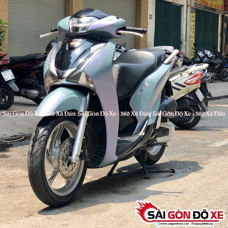Scooter Hà Nội (Sài Gòn Độ Xe)