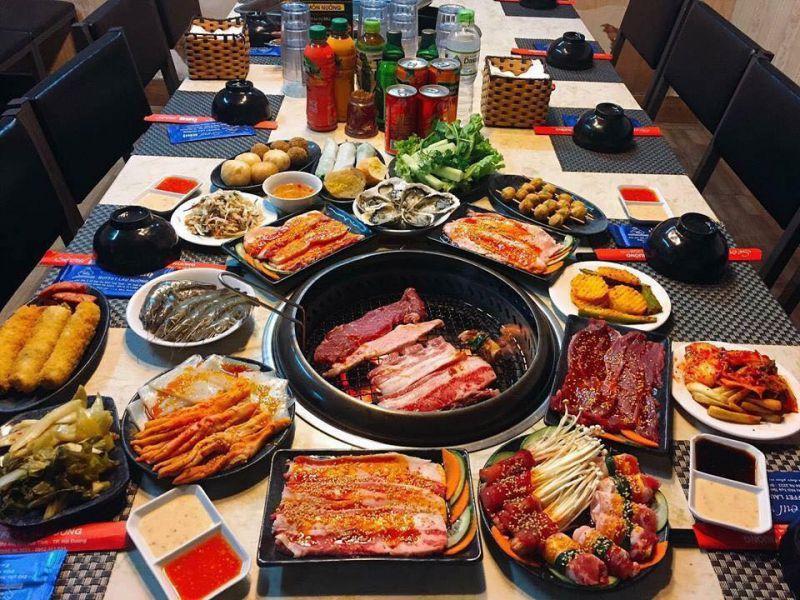 Seoul BBQ - Buffet lẩu nướng