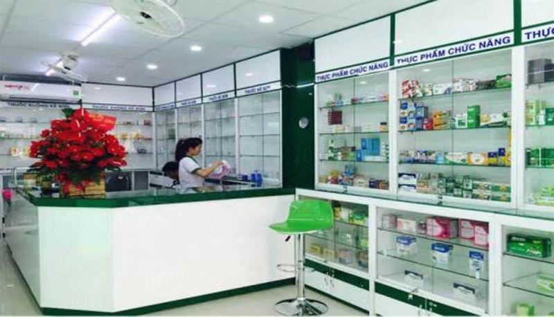 Shop mỹ phẩm nam Nhà Thuốc Việt