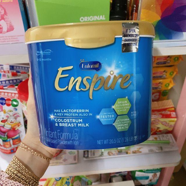 Sữa Enfamil Enspire NON GMO