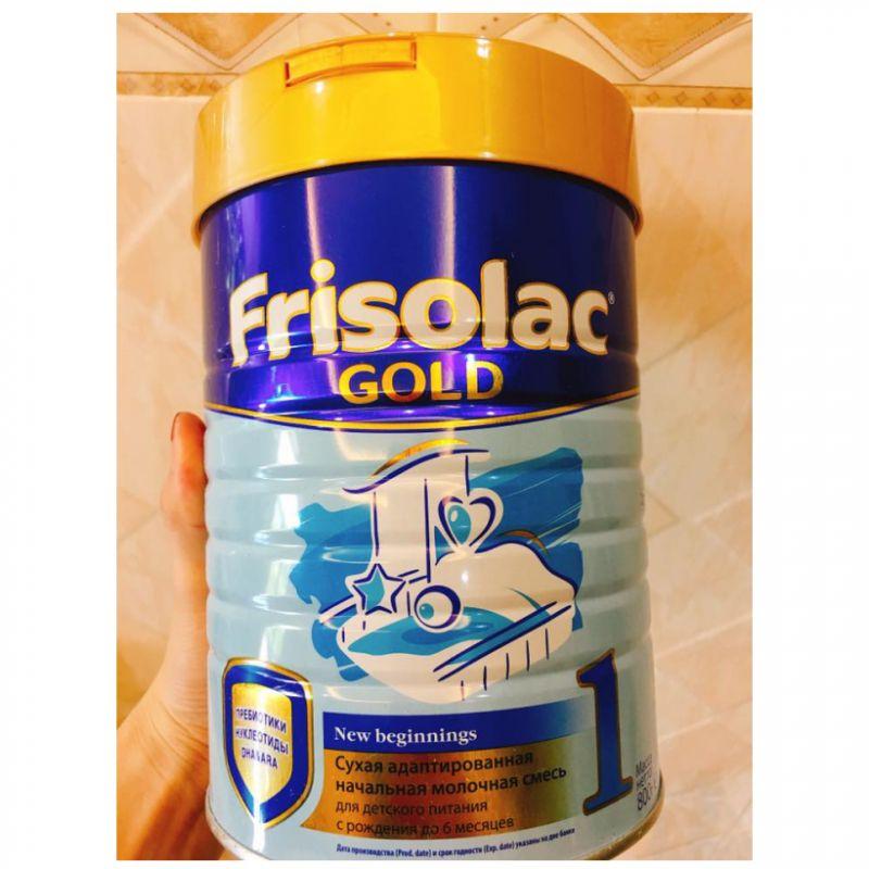 Sữa Frisolac