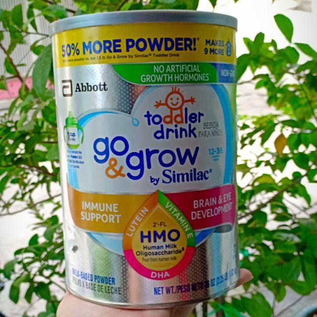 Sữa Similac Go&Grow Non–GMO Toddler Drink