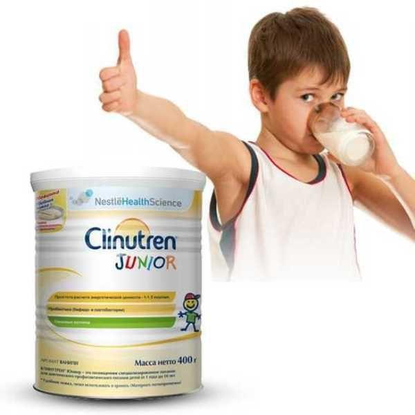 Sữa béo Clinutren