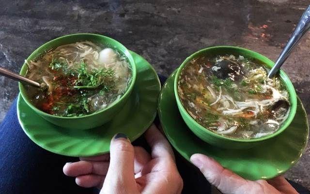 Súp Sài Gòn - Súp Cua, Miến, Cơm Gà & Ăn Vặt