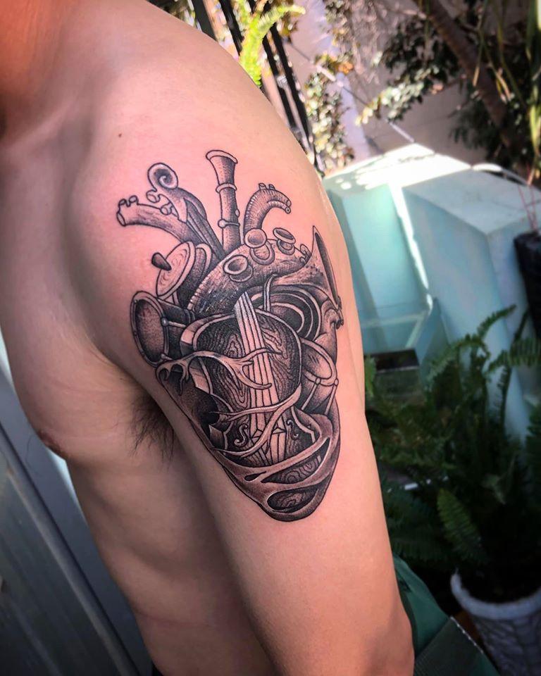 TP Tattoo