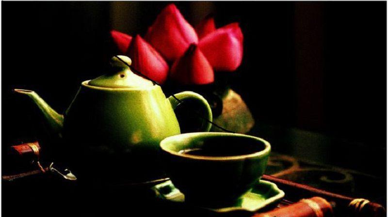 Tách trà