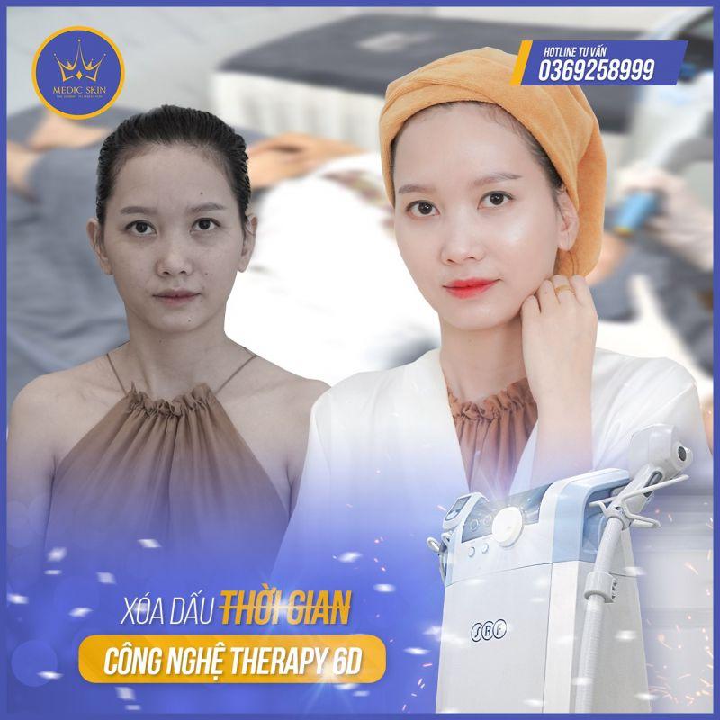 Thẩm Mỹ Viện Medic Skin Luxury Thái Nguyên