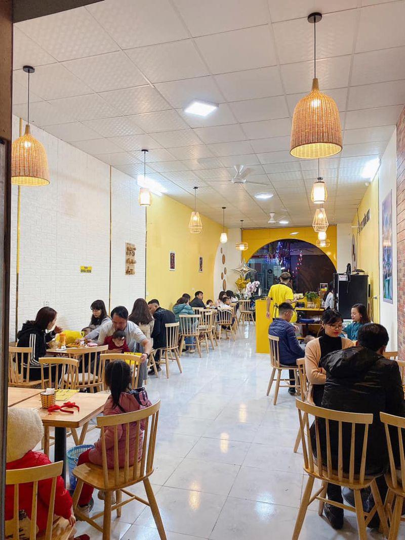 Tiệm Kem Trứng 19xx- Chũ , Lục Ngạn- Bắc Giang