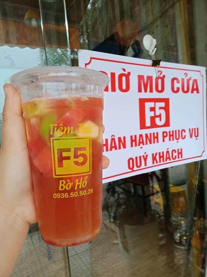 Tiệm Trà Bờ Hồ F5