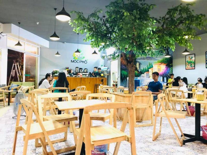 Tiệm Trà Chanh - Mộc Phố