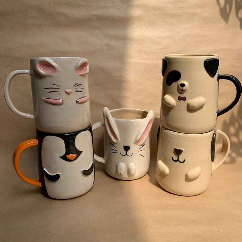 Tiệm gốm Mèo Nhỏ