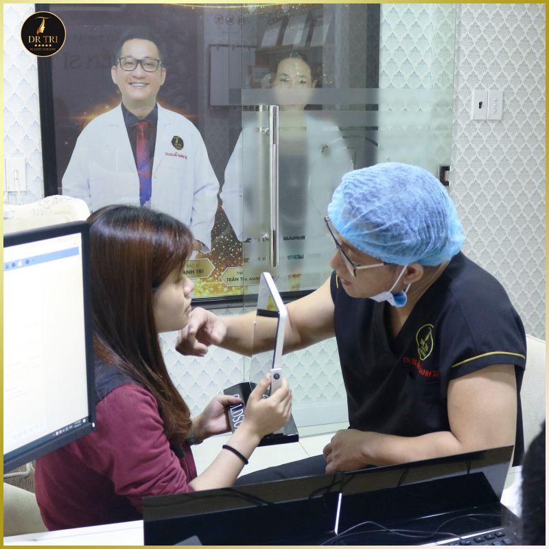 Tiến Sĩ Bác Sĩ Đỗ Thành Trí - Phẫu thuật Thẩm mỹ