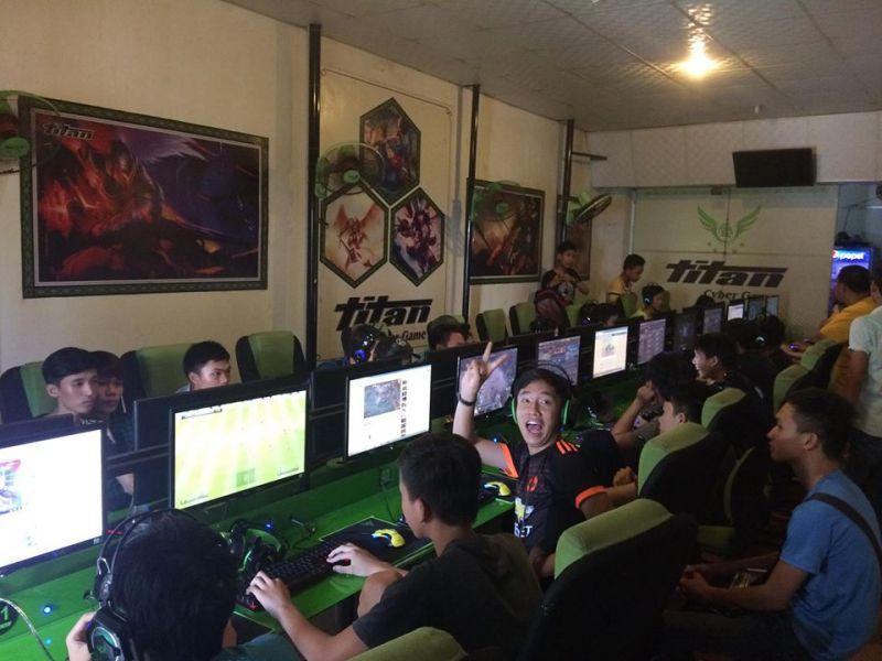 Titan Cyber Game
