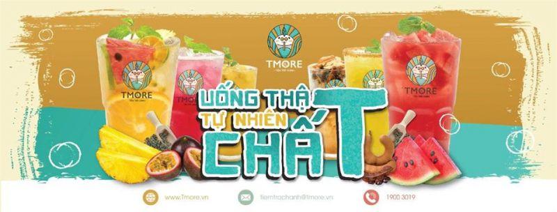 Tmore - Tiệm Trà Chanh Vĩnh Yên
