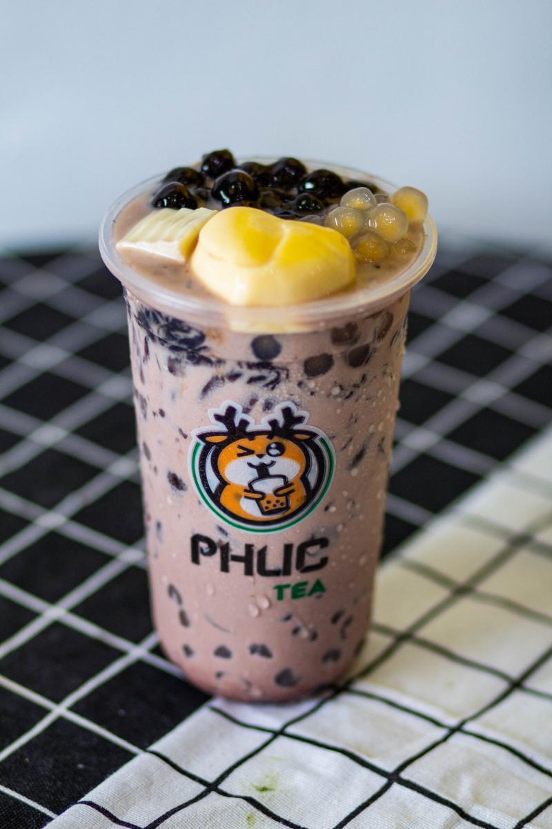 Trà Sữa Đài Loan Phúc Tea Thái Hòa