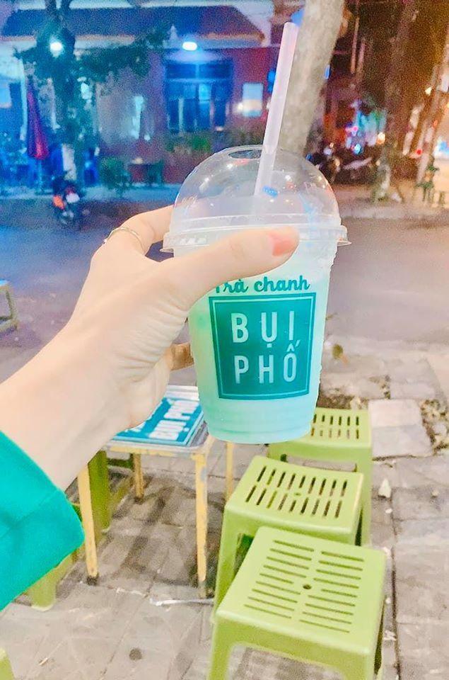 Trà chanh Bụi Phố Vĩnh Yên