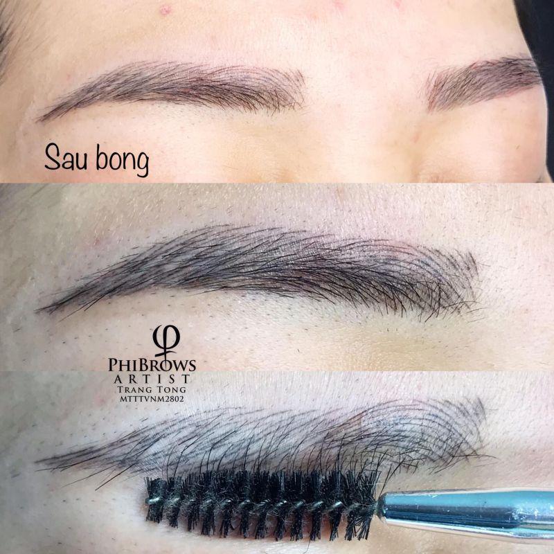 TrangTong Phibrows