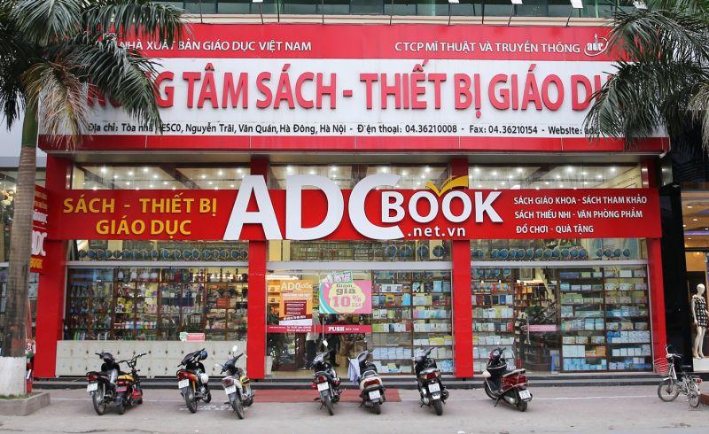 Trung tâm Sách - Thiết bị Giáo dục AdcBook