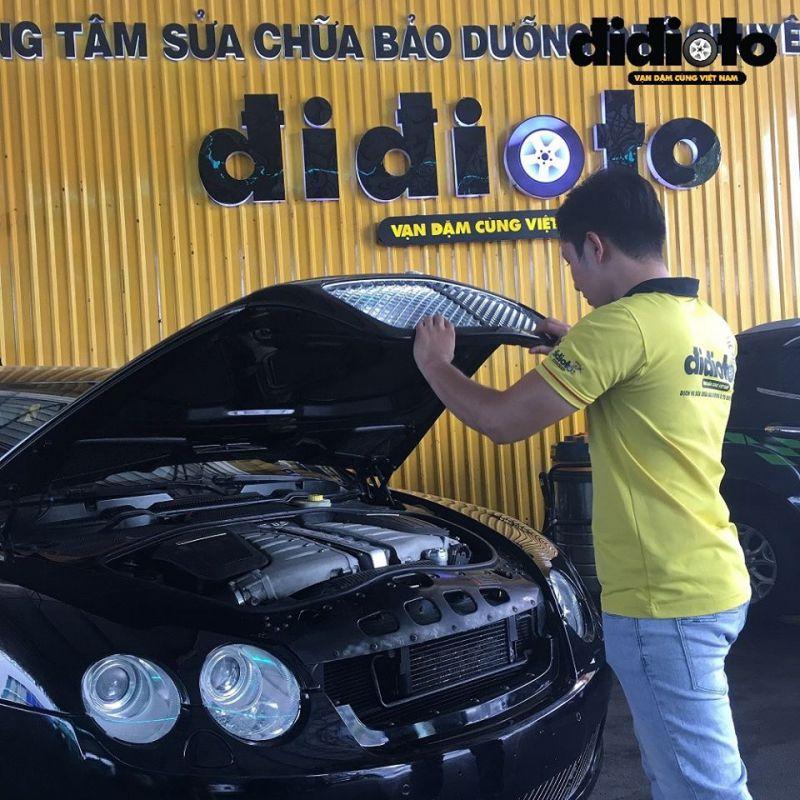 Trung tâm sửa chữa bảo dưỡng ô tô  Didioto
