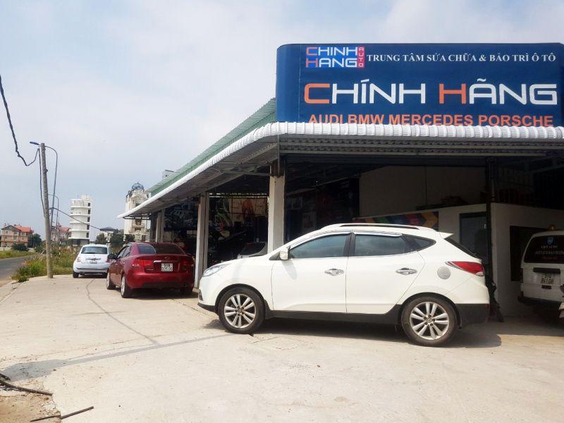 Trung tâm sửa chữa và bảo trì ô tô Chính Hãng Auto