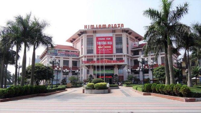 Trung tâm thương mại Him Lam Plaza
