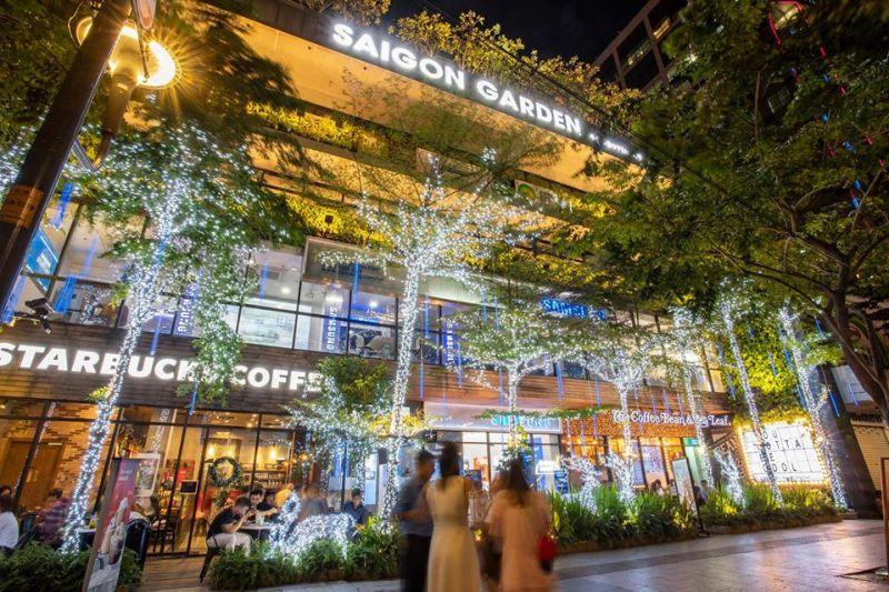 Trung tâm thương mại Sài Gòn Garden