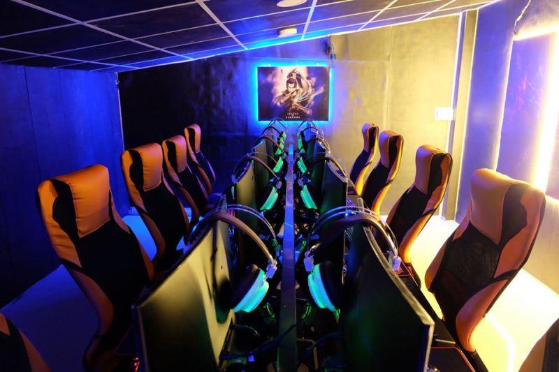 VB Gaming House