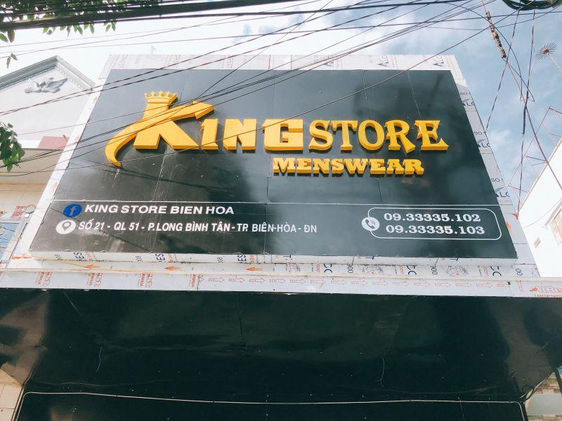 Vest Nam Thiết Kế - KING Store