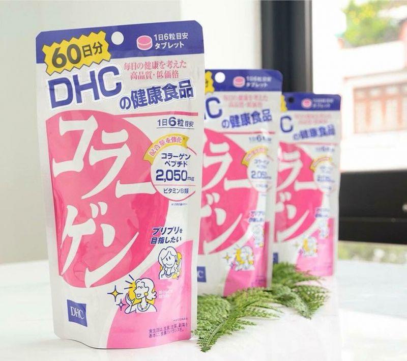 Viên uống Collagen DHC