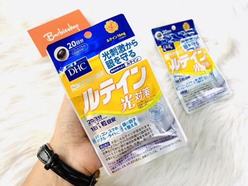 Viên uống chống nắng DHC Nhật Bản