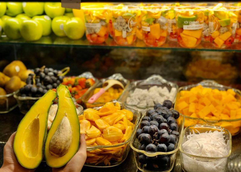 Vitamin+ Sinh Tố Nước Ép Trái Cây Sạch