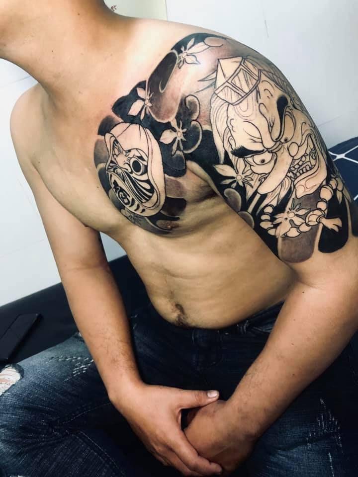 Võ Ngọc Đô Tattoo