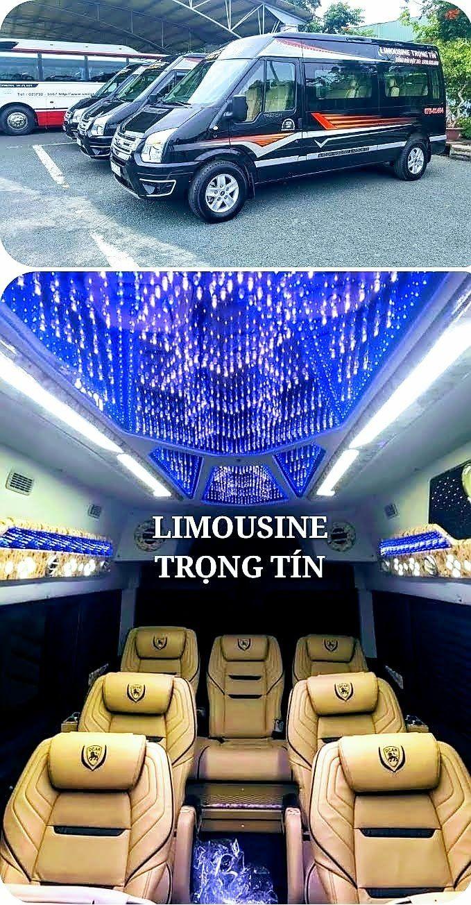 Xe Limousine Trọng Tín