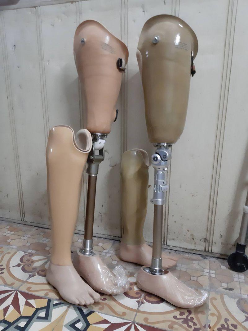 Xưởng chỉnh hình chân tay giả Thảo Nguyên