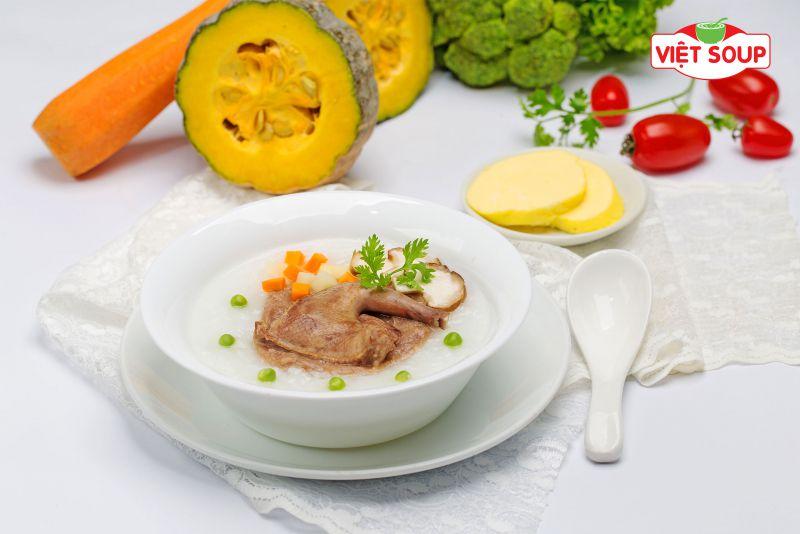 Cháo Dinh Dưỡng Việt Soup - Xuân Đỉnh