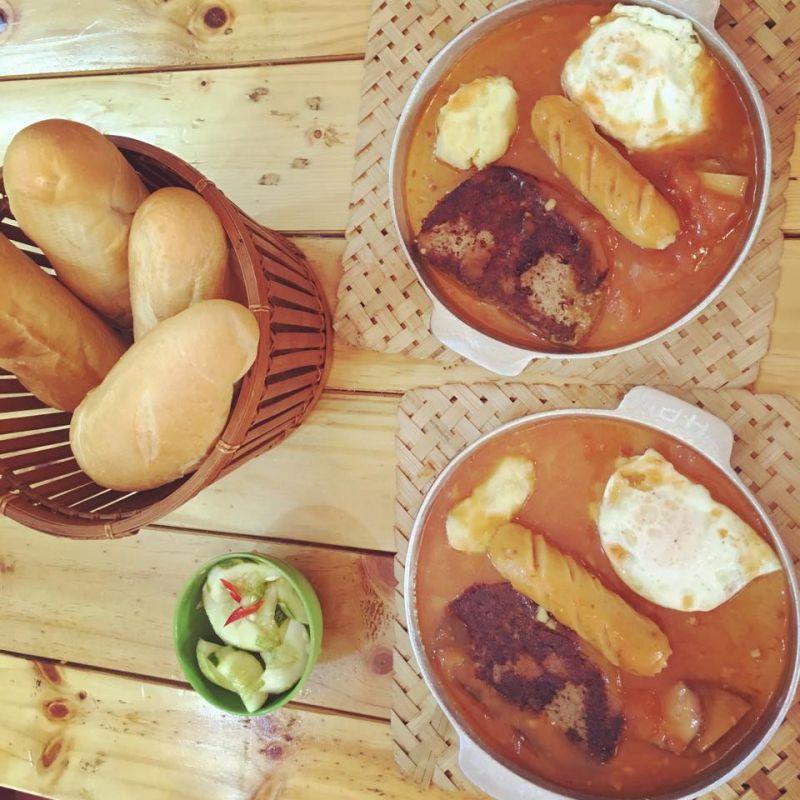 Bánh Mì Chảo 105C3 Nghĩa Tân - Cột Điện Quán