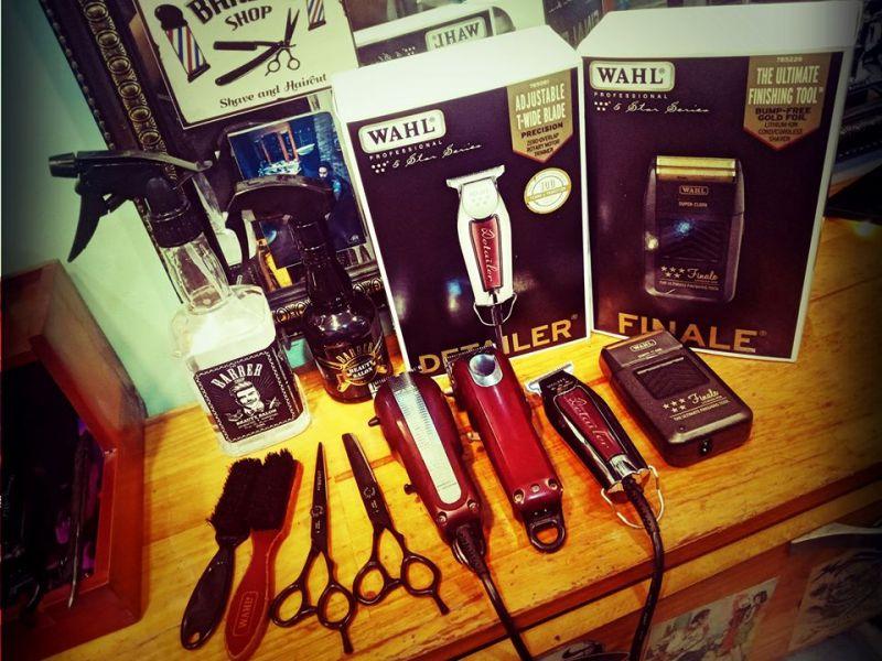 Barber Shop Tùng TÍt