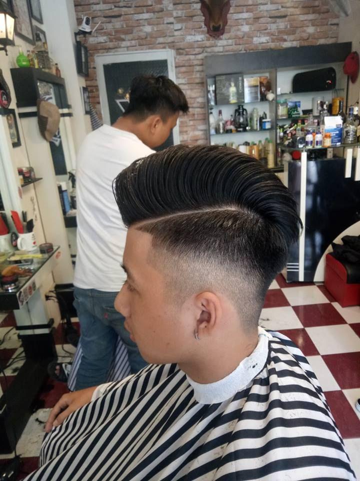Hồ Quyền Barber Shop