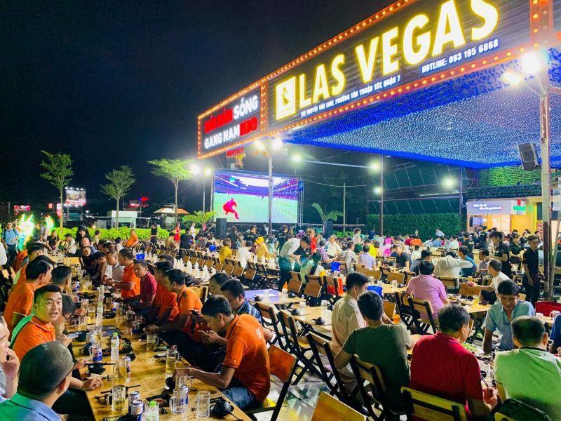 Nhà hàng Las Vegas