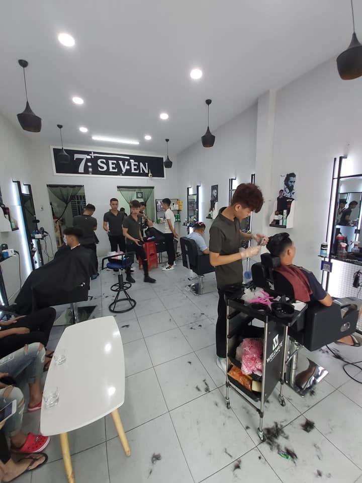 Seven Plus - Men Hair