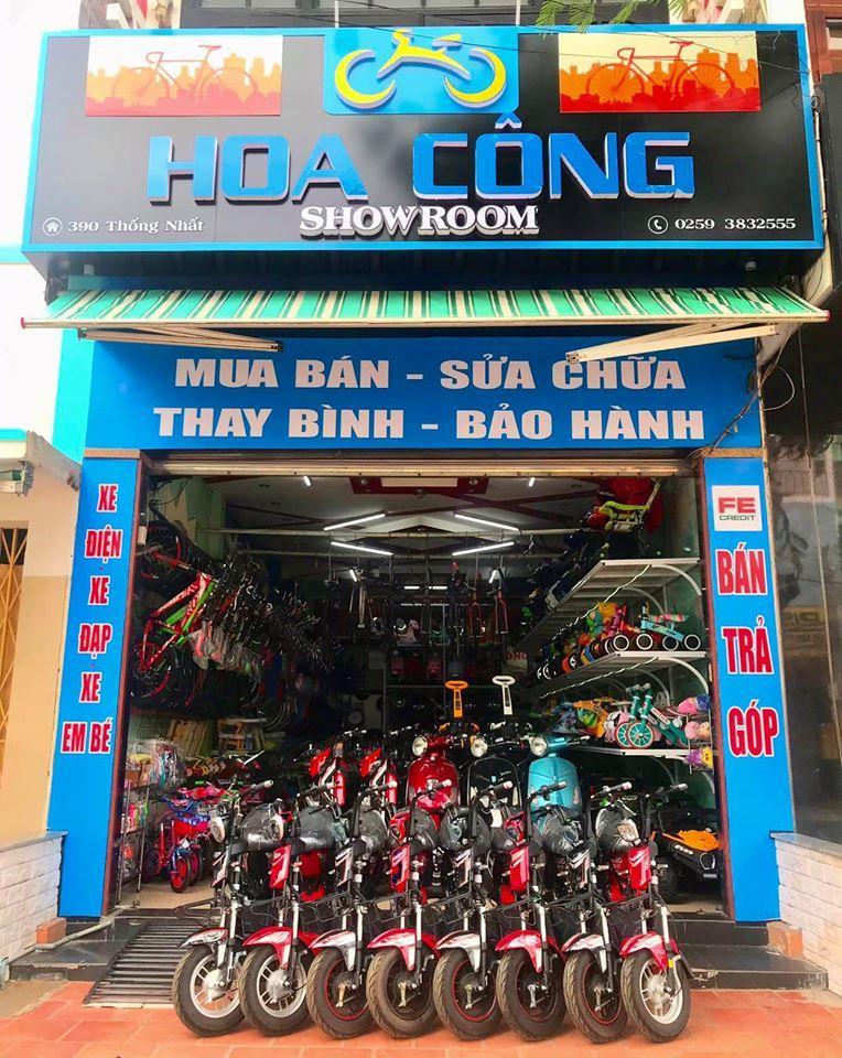 Showroom Hoa Công