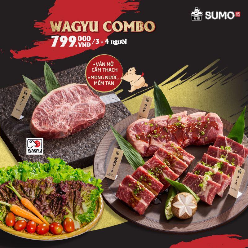 Sumo Yakiniku - Vạn Hạnh Mall