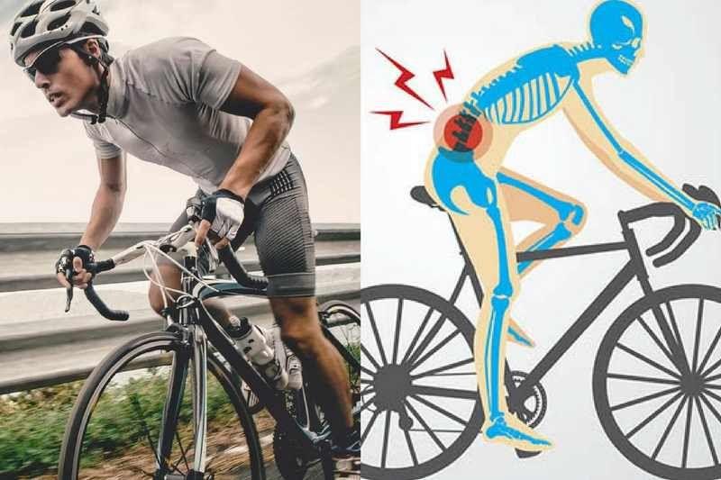 Đạp xe nhiều làm tăng nguy cơ vô sinh ở nam giới