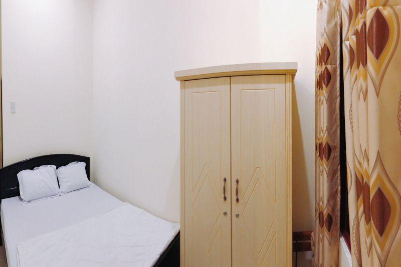 Mười Thanh Hostel - Phòng đơn 2 người lớn