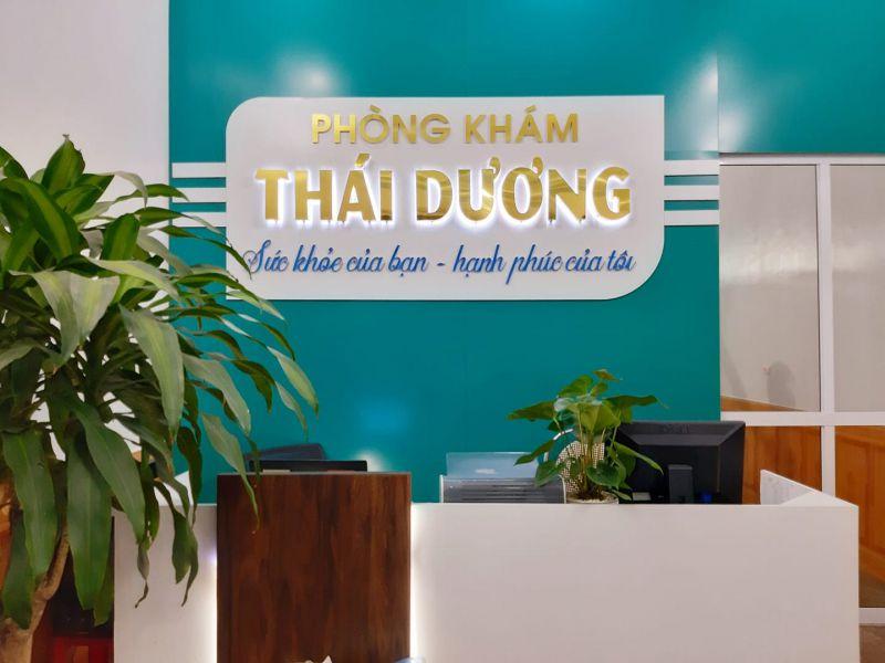 Phòng khám Thái Dương
